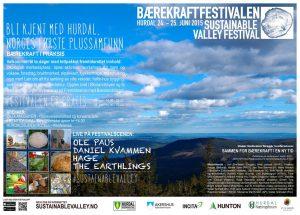 Hurdal Bærekraftfestival 24 25 juni 2015